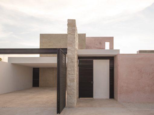Residencia 210 – Proyecto y Construcción