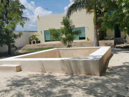 Alberca Santa Rita Cholul